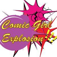 Comic Girl Explosion