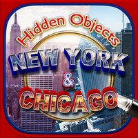 New York to Chicago Quest Travel Time – Hidden Object Spot and Find Objects Differences