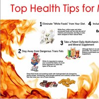 Guide for Daily Health Tips - Top 10 healthy heart tips