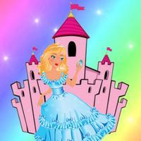 Coloring Book: Princess Game