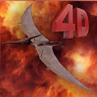 Pterosaur Strike Trex Brute 4D - A Bleeding Edge Dinosaurs War