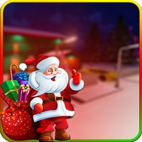 Santa Claus Gifts Delivery