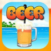 Beer sever in the beach!