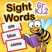 Sight Words Learning Gr. K,1,2