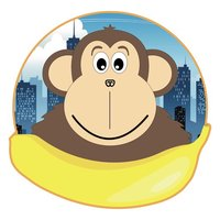Monkey in a big city