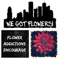 WE GOT FLOWERS!