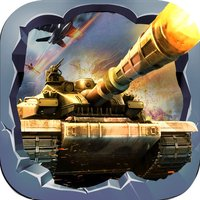 Tank World War-tank battle shoot games
