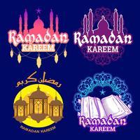stickers ramadan kareem