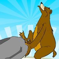 Глупый медведь - интерактивная сказка на ночь для детей и малышей. Из серии сказки о животных. Сказочник Михаил Павлович Булатов.