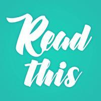 Read This 本