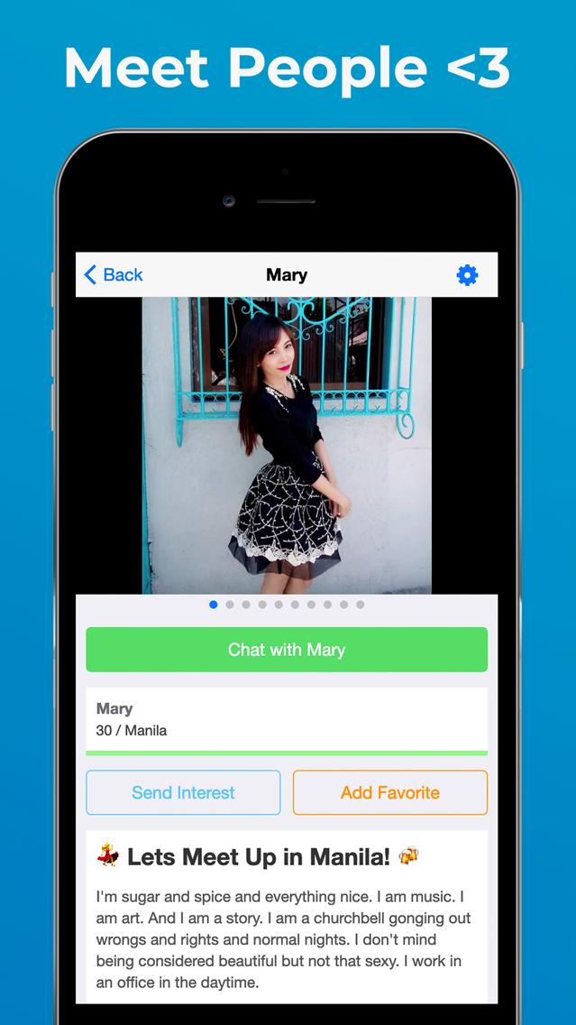 Dating app Manila