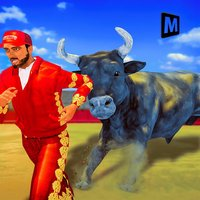 Angry Bull Revenge And Survival Simulator 3D