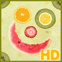 fruit 123 (HD)  - learning numbers and flash card for kids