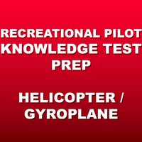Recreational Pilot Helicopter