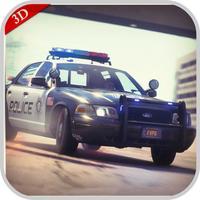 Crazy Driver Police Racing