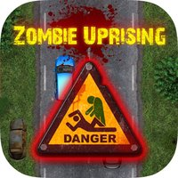 Zombie Uprising: Top Zombies Highway Shooting Game