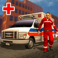 City Hospital Ambulance Driver Simulator 2016 - Emergency Doctor and Patient Rescue Transport 3D