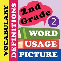 2nd Grade Academic Vocabulary # 2 for homeschool and classroom