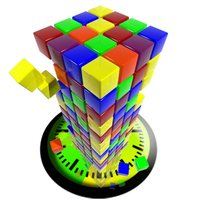 Candy Towers 3D