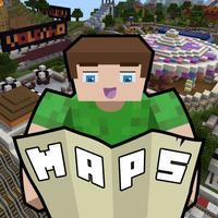 Maps for Minecraft PE (Minecraft Maps)