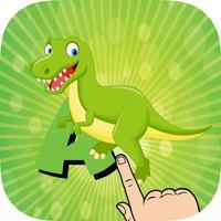 ABC Alphabet Dinosaurs Name - Kids Education Games