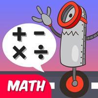 Robot Math - 3rd Grade