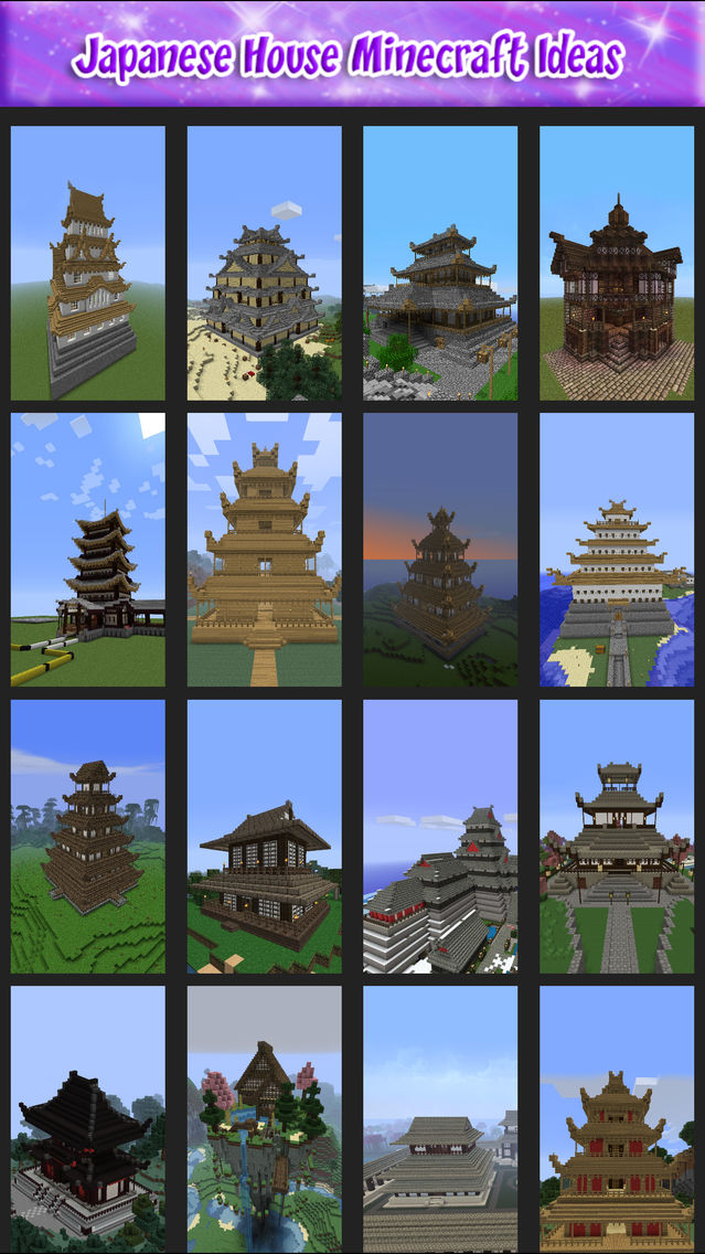Japanese House Ideas Wallpapers For Minecraft App For Iphone Free Download Japanese House Ideas Wallpapers For Minecraft For Ipad Iphone At Apppure,White Interior Design Ideas For Bedroom