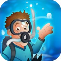 Scuba Diving Atlantis Adventure 3D Effect-Dive in Magical Sea World With Hungry Sharks