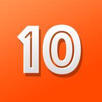 Sum of ten