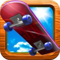 Boy Skate City Adventure