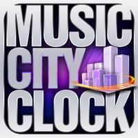 MUSIC CITY CLOCK