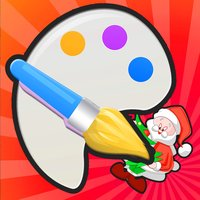 Christmas Kids Coloring Book Crayon free
