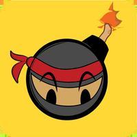 Ninja Bomb Drop