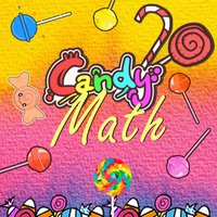 easy and fun learning math for kid from candy game