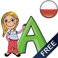 Alfabet dla dzieci, polski (Free)