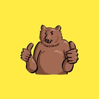Dummy Bears Sticker Pack