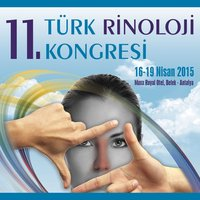 11. Türk Rinoloji Kongresi