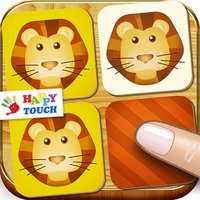 Activity Animal Match it - Happy Touch