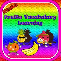Cute Fruits VocabularyLearning