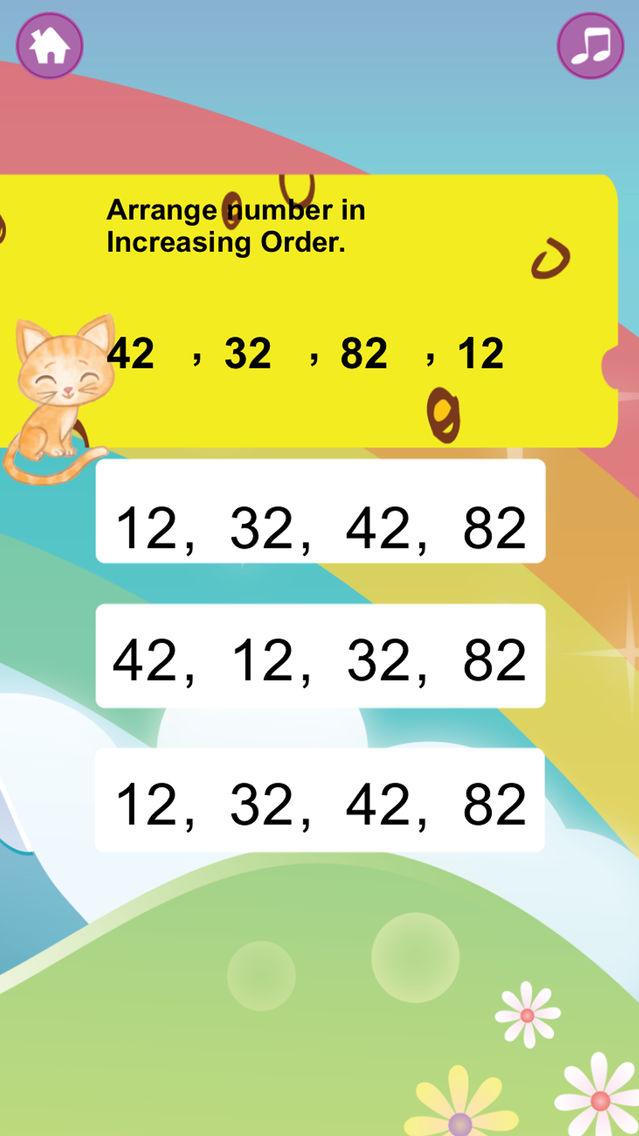 Kangaroo math curriculum games for kids App for iPhone ...