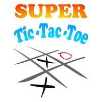 Super Tic Tac Toe 9x9