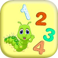 Kids play shapes,numbers sequence,love games 1-10