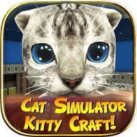 Kitty Craft Cat Simulator 2017