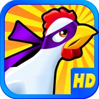 Ninja Chicken Run Multiplayer HD Free