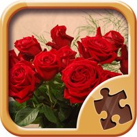 Roses Puzzle Games - Photo Picture Jigsaw Puzzles