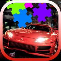 Super Sport car Jigsaw Puzzle