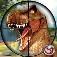 Dino Hunting 3D - Real Army Sniper Shooting Adventure in this Deadly Dinosaur Hunt Game