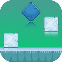 Ice Dash - Hard Indie Geometry Run Challenging