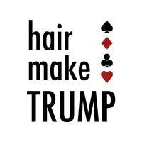 大阪 美容室 hair make TRUMP