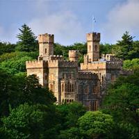 Lews Castle by NR